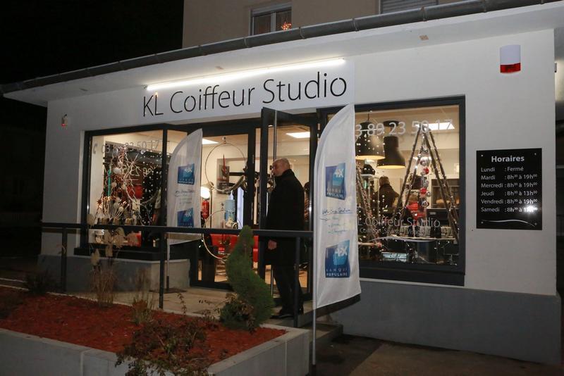 Photos du salon de coiffure kl coiffeur studio colmar - Salon de massage a colmar ...