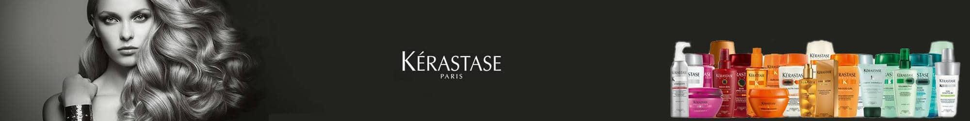 Gamme Kérastase Paris soins et shampoings